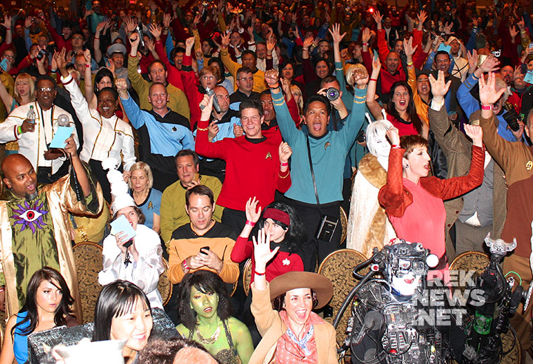 Star Trek Convention Survival Guide