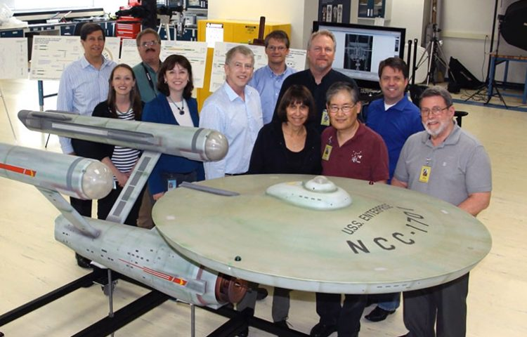 "WATCH: ""Spacedock"" The Restoration Of The USS Enterprise"