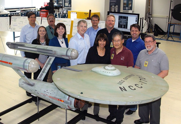 """WATCH: """"Spacedock"""" The Restoration Of The USS Enterprise"""