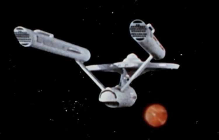 """WATCH: """"On The Edge Of Forever"""" Explores Links Between Star Trek And The ISS"""
