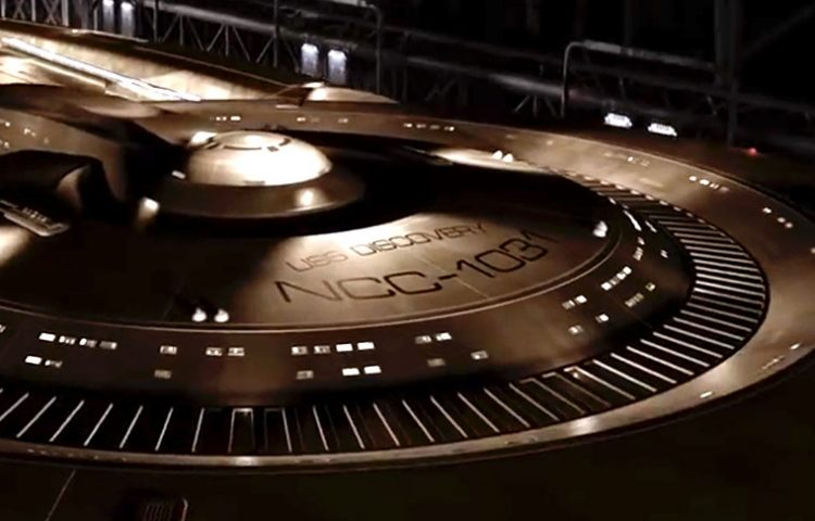 STAR TREK: DISCOVERY Details May Be Revealed At Mission New York