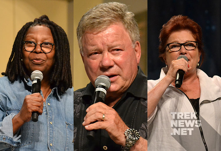 [#STLV] Massive Las Vegas Star Trek Convention Photo Gallery