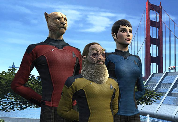 Star Trek: Mission New York To Host Star Trek Gaming Zone