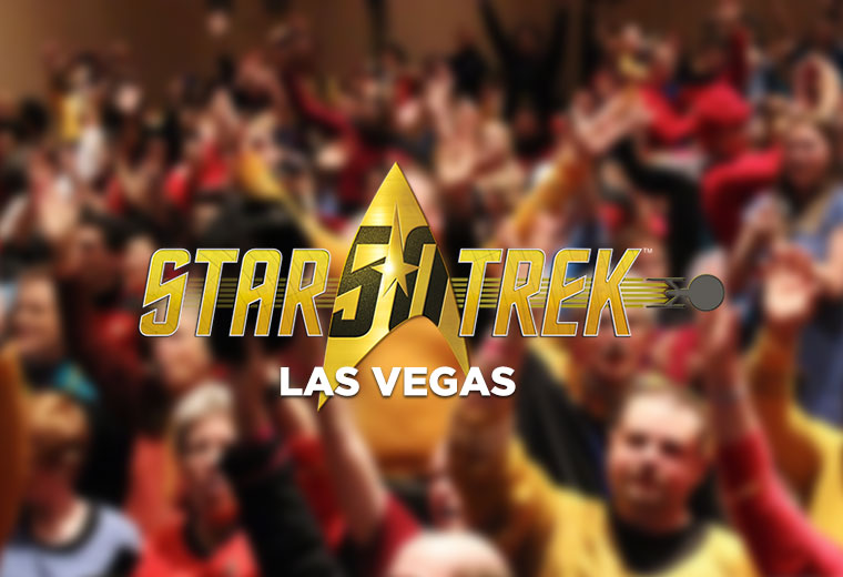 [PREVIEW] #STLV: Las Vegas Star Trek Convention 2016