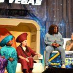 Whoopi Goldberg and Scott Mantz