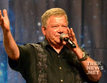 [#STLV] William Shatner Talks Desire to Be Part of Kelvin Timeline, Nimoy, Kirk's Death