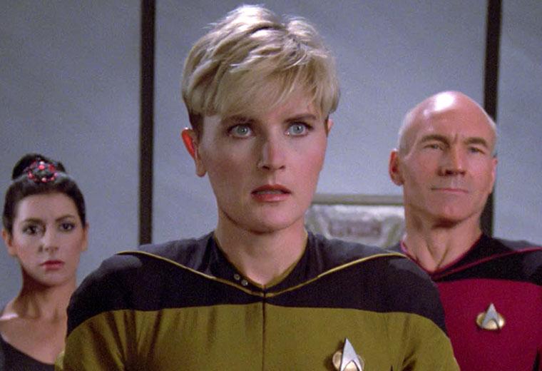 EXCLUSIVE: Denise Crosby Talks Trekkies 3, TNG, Star Trek Online