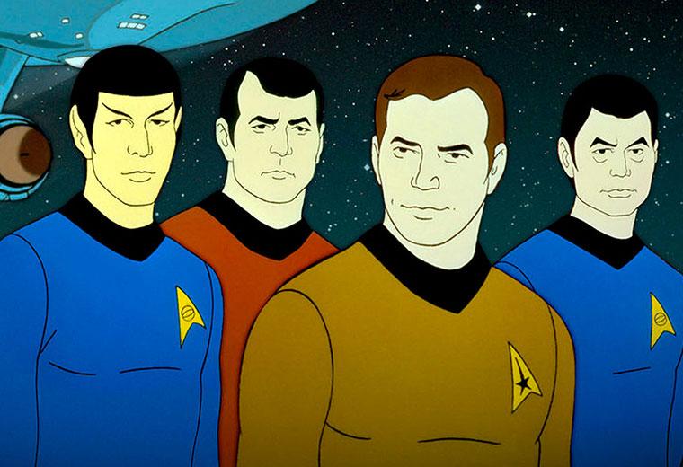 STAR TREK: THE ANIMATED SERIES Blu-ray Details