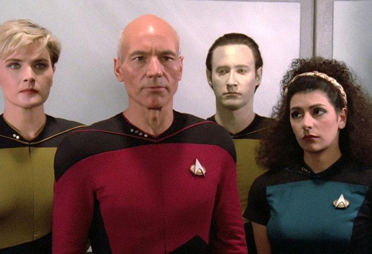 ThinkGeek Unveils Bluetooth Star Trek: TNG ComBadge