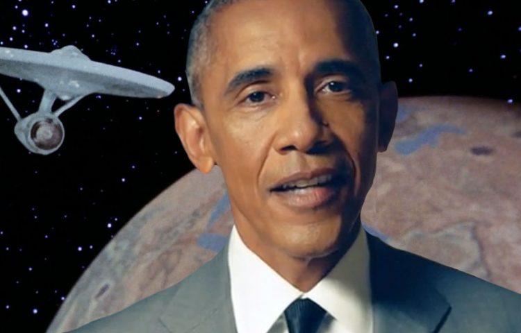 President Obama Talks the Importance of Star Trek