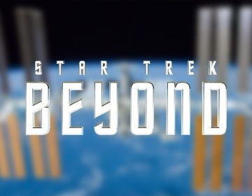 STAR TREK BEYOND Is Getting Beamed To The International Space Station