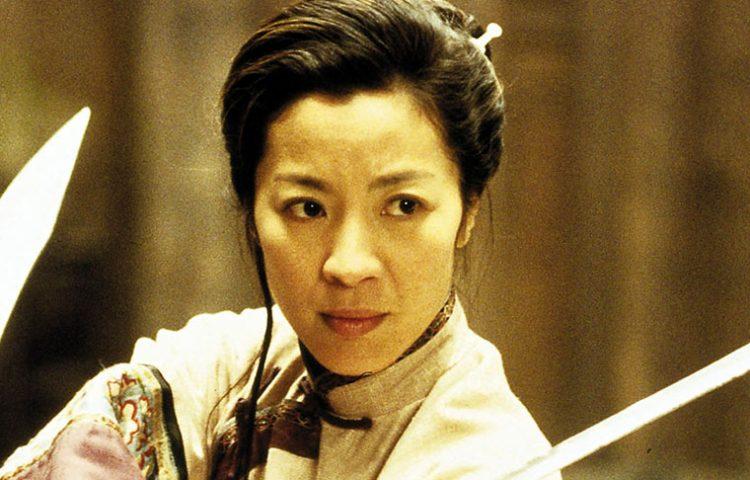 Michelle Yeah Cast As Captain Han Bo in STAR TREK: DISCOVERY