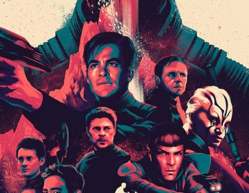 STAR TREK BEYOND Poster Giveaway