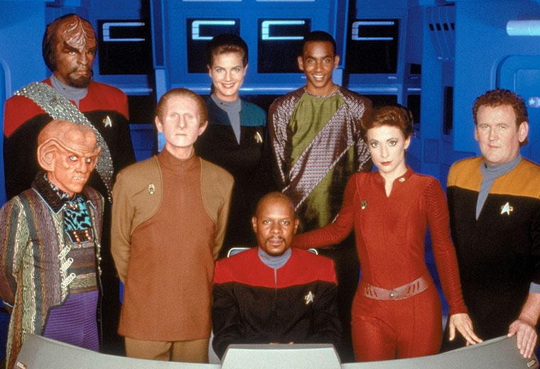 Complete STAR TREK: DEEP SPACE NINE Series Is Being Re-Released On DVD
