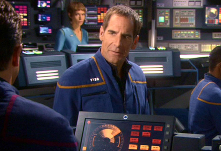STAR TREK: ENTERPRISE Complete Series Blu-ray Set Is Coming In January