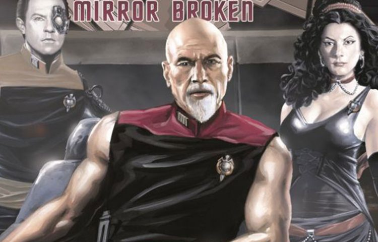 "TNG Returns To The Mirror Universe In New Miniseries ""Mirror Broken"""