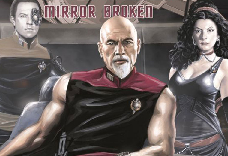 """TNG Returns To The Mirror Universe In New Miniseries """"Mirror Broken"""""""