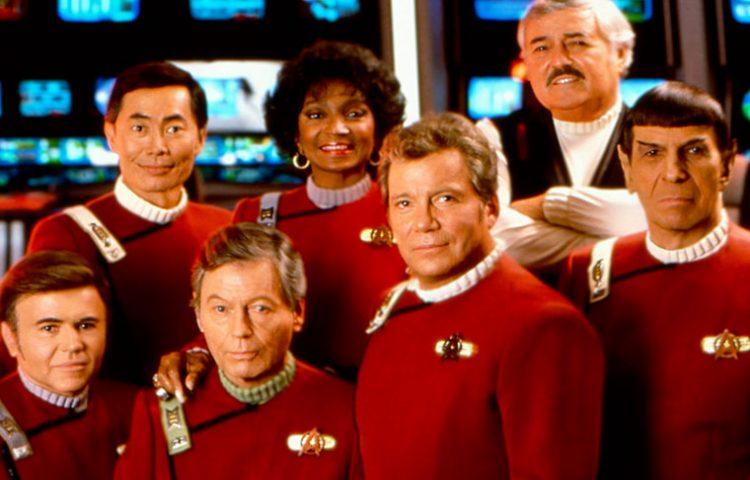 Star Trek VI: The Undiscovered Country Celebrates 25 Years