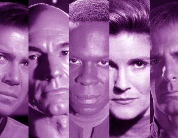 Who's The Best Starfleet Captain?