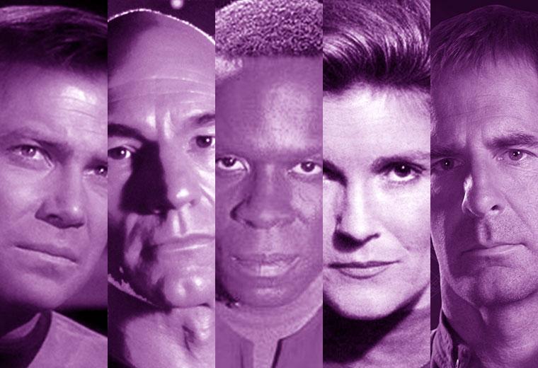 Who's The Best Starfleet Captain?