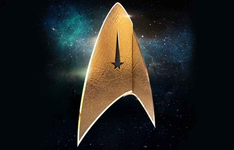 The Star Trek: Discovery Logo Gets An Update