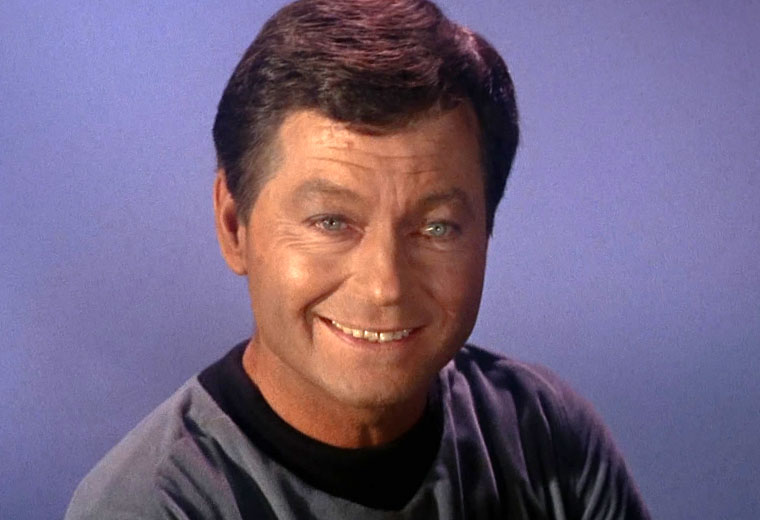 Remembering DeForest Kelley, On His 97th Birthday