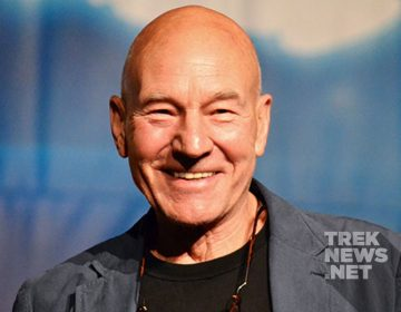 Patrick Stewart Confirmed for STLV, Completes TNG Main Cast