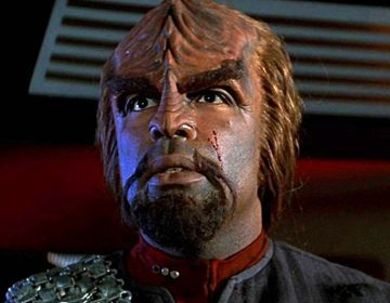 Qapla'! Klingon Imperial Porter Will Be The First of Three Star Trek Beers Released This Year