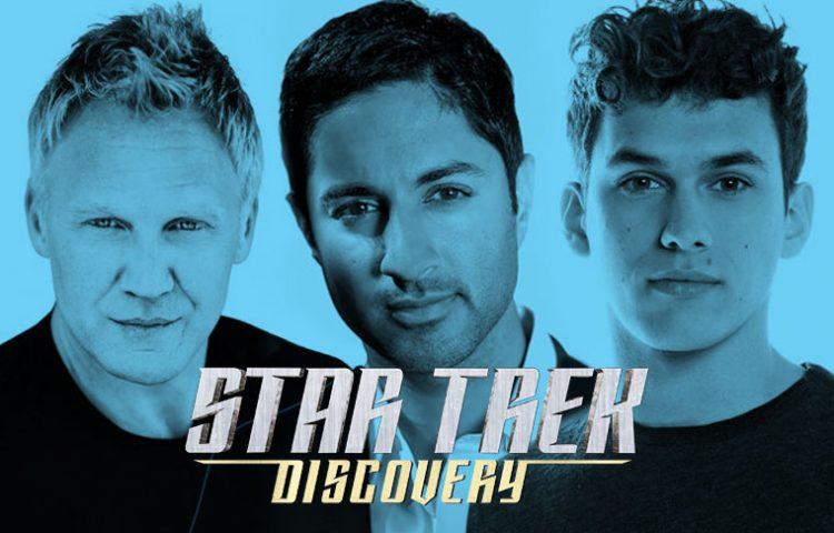 Three Starfleet Officers Added to Star Trek: Discovery Cast