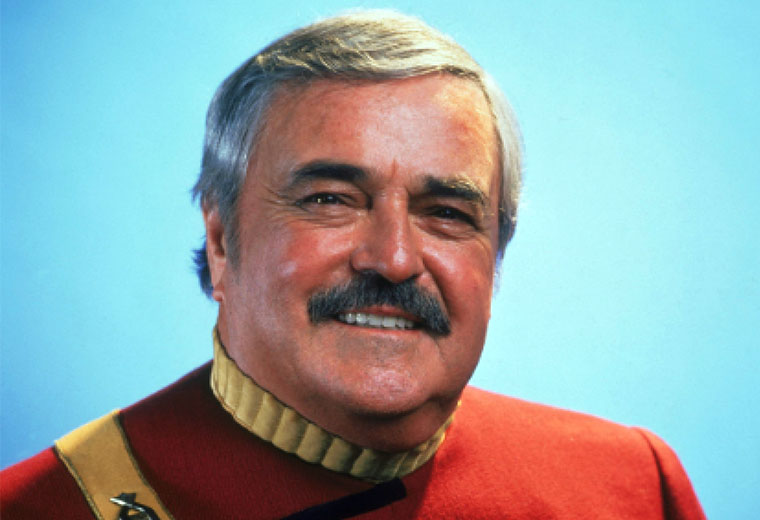 Remembering James Doohan, On What Would Have Been His 97th Birthday