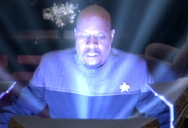 We May Actually Be Getting DS9 In HD! Well, Some Anyway