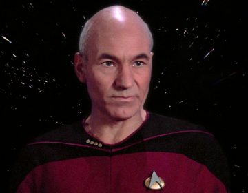 Next Generation Trepidation: How A Funny Looking Enterprise and Its Bald Captain Made Me Nearly Hate TNG
