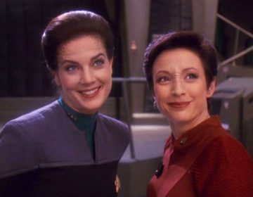 Celebrating International Women's Day: Kira and Dax