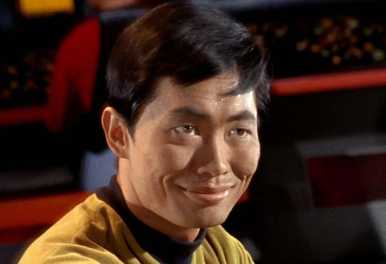Star Trek's George Takei Celebrates His 81st Birthday