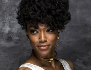 Sonequa Martin-Green Officially Joins Star Trek: Discovery