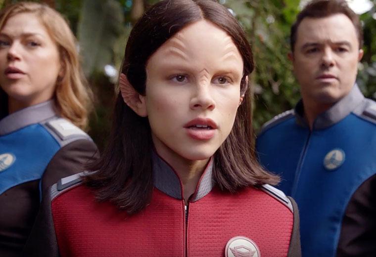 WATCH: First Trailer For Seth MacFarlane's Star Trek Spoof 'The Orville'