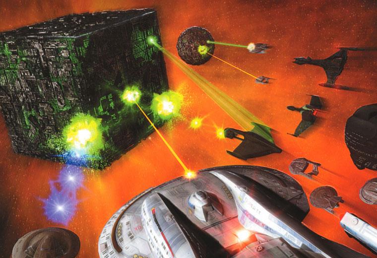 Trekking Across Tech: The Best Star Trek Video Games