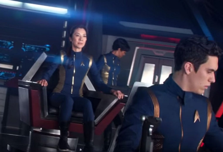 Star Trek: Discovery Writer Ted Sullivan Answers More Fan Questions