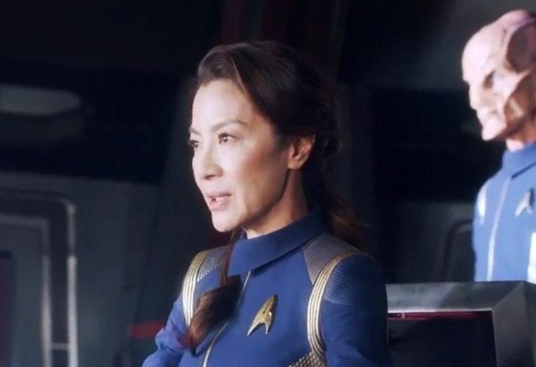 Star Trek: Discovery Writers Answer Fan Questions