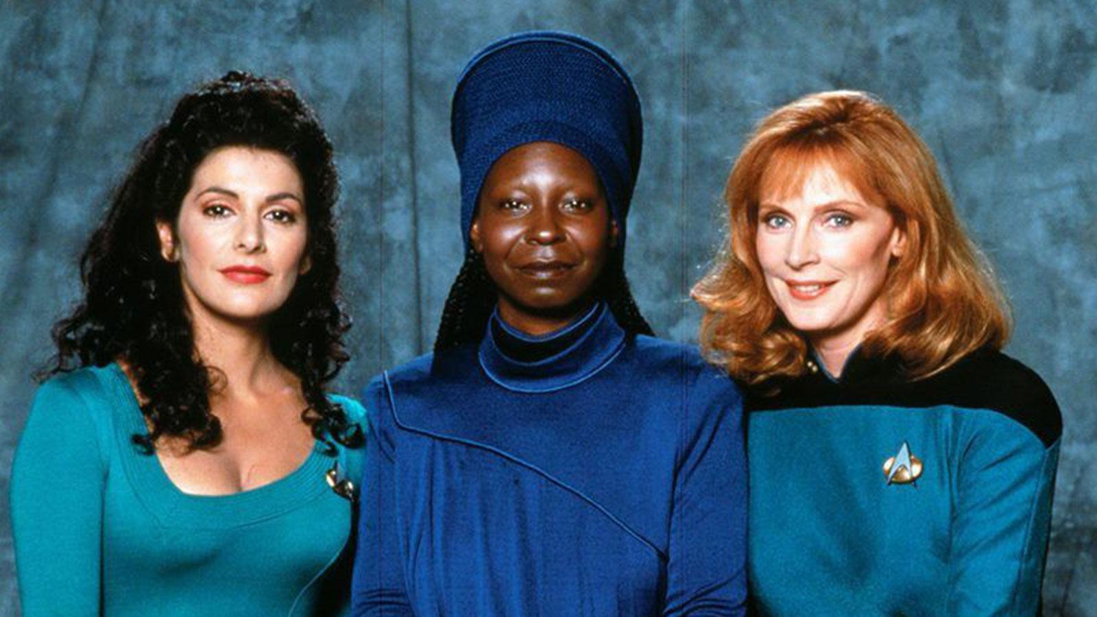 The Wonder Women Of Star Trek: The Next Generation