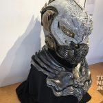 Klingon Head Armor