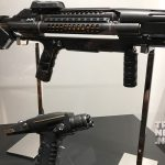 Phaser Rifle and phaser pistol