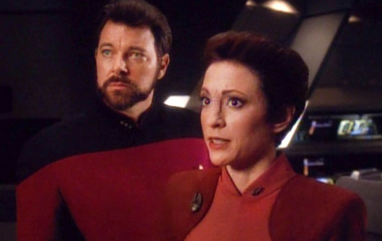 Who's On First? Star Trek's Stellar First Officers