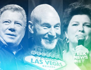 [#STLV] PREVIEW: Las Vegas Star Trek Convention 2017