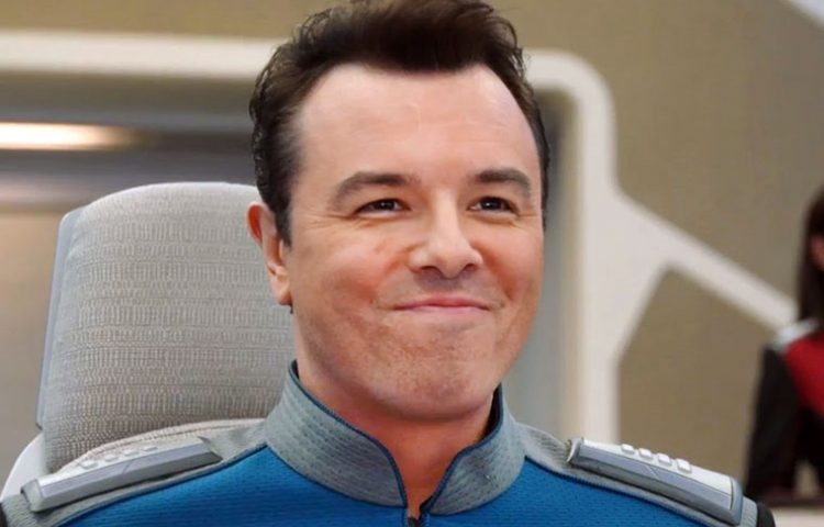 Seth MacFarlane: 'The Orville' Will Occupy The Space 'Star Trek' Used To