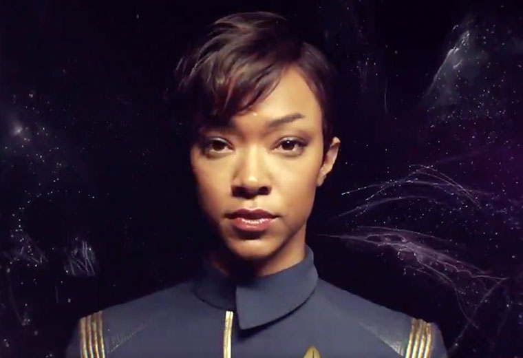 New 'Star Trek: Discovery' Promo Calls Back to 'Original Series'