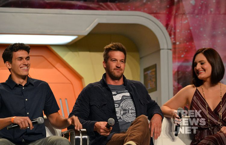 WATCH: Full 'Star Trek: Discovery' Actors & Writers Panels From STLV