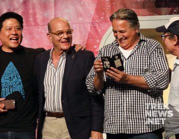 [STLV] Voyager Reunion, Trinneer & Keating, Guest Stars