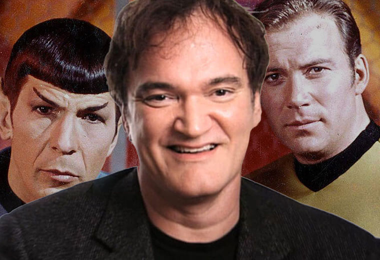Quentin Tarantino Prefers 'Star Trek' Over 'Star Wars, Discusses How He'd Direct It