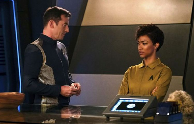 New STAR TREK: DISCOVERY Episode 3 Photos + A Look at What's Ahead